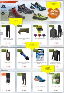 Tiles i nettbutikk hos Digitroll sin kunde Friluftsmagasinet