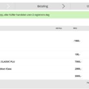 pakkehandlekurv pakkebygger nettbutikk Digitroll